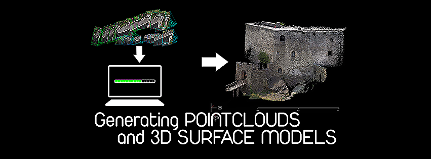 Pointclouds-SurfaceModels